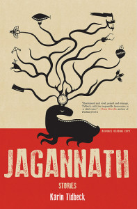 Jagannath book cover